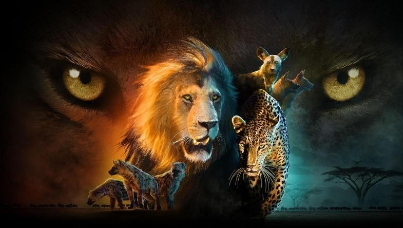 Le royaume sauvage