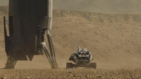 Mars : Baisse de pression