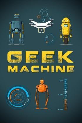 GEEK MACHINES